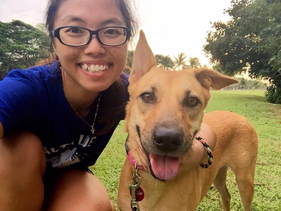 Priscilla, Nala's adopter