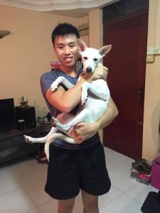 Jessa's Adopter Melvin 2