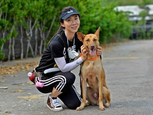 Our Wonderful Volunteer Lynn Chen 291015