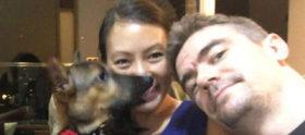 Crystal's adopter Rina Lee