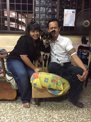 Adopting Ratchy 300517
