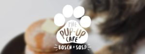 The Pup-Up Cafe at Bosch Experience Centre 181117