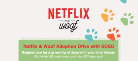 Netflix and Woof 190418 Banner