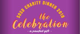 SOSD Charity Dinner 2018 Banner