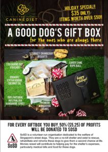 A Good Dog's Gift Box 181218