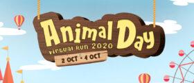 Animal Day Virtual Run 2020 for SOSD Banner