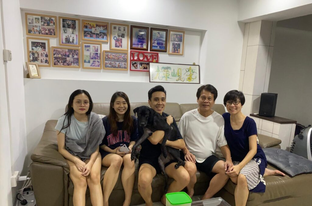 Adoption of Niko by Malcolm and his family